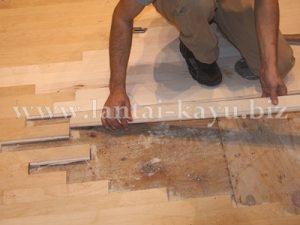 Perbaikan Lantai Kayu