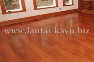 Lantai kayu jati | Decking kayu