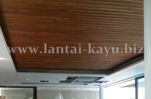 Plafon rumah | Plafon kayu