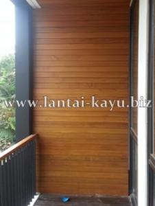 Facade kayu