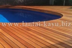 Decking Kayu | Lantai Kayu Outdoor