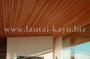 Plafon rumah   Plafon kayu