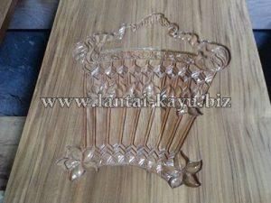 Ukiran Topi Bali 2nd Version