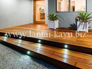 Lantai kayu keras   Lantai kayu solid